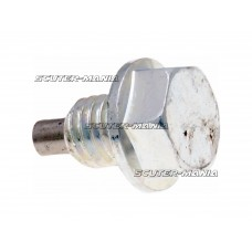 Surub magnetic golire baie uleioriginal pentru motor Piaggio / Derbi D50B0, EBE, EBS
