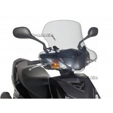 Parbriz Puig City Touring fumuriu pentru Yamaha Cygnus X (2004-2013)