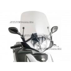 Parbriz Puig T.S. transparent/clar pentru Kymco People GT 125i, 200i, 300i (2010-2014)