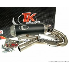 Kit evacuare Turbo Kit 2-in-1 Quad / ATV pentru Yamaha YFM 660R Raptor