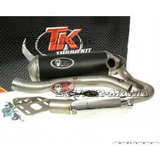 Kit evacuare Turbo Kit Quad / ATV pentru Suzuki LZ, LTZ 400, Kawasaki KXF 400