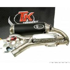 Kit evacuare Turbo Kit Quad / ATV pentru Yamaha YFM 700 Raptor (2007-2009)