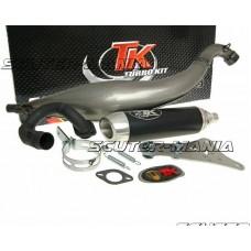 Kit evacuare Turbo Kit Quad / ATV 2T pentru Adly 50cc