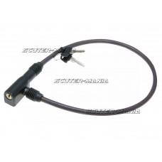 cable lock Urban Security 435 d=9mm, l=60cm