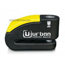 disc lock alarm Urban Security 999 d=14mm