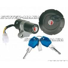 Set contact pentru Yamaha DT50 X/R (2007-2008)