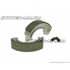 Set saboti frana 110x25mm pentru frana cu tambur pentru Honda SH50, SH80, SH100