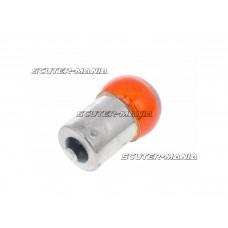 Bec semnalizare portocaliu R10W BA15s 12V 10W - Vicma