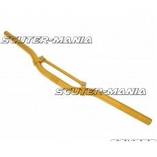 downhill handlebar scooter aluminum gold-look