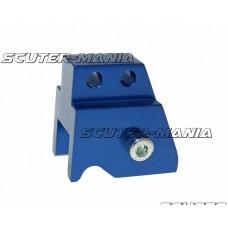 Inaltator amortizor spate CNC 2-hole adjustable mounting - blue pentru Minarelli