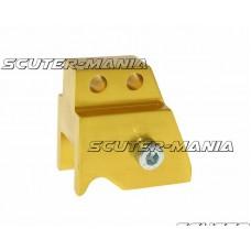 Inaltator amortizor spate CNC 2-hole adjustable mounting - gold in color pentru Minarelli