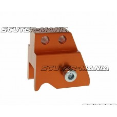 Inaltator amortizor spate CNC 2-hole adjustable mounting - orange pentru Minarelli
