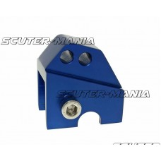 Inaltator amortizor spate CNC 2-hole adjustable mounting - blue - Piaggio