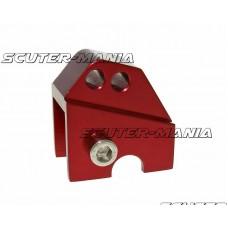 Inaltator amortizor spate CNC montare reglabila 2 gauri - rosu pentru Piaggio