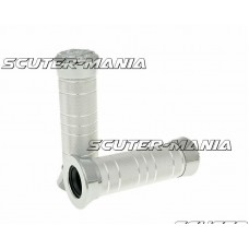 handlebar grip set Custom Eagle Spirit knurled