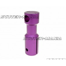 downhill handlebar adapter / mount purple pentru Peugeot