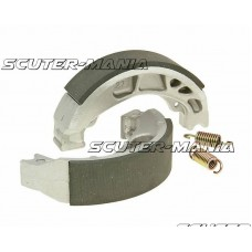 brake shoe set 110x25mm pentru drum brake pentru Peugeot Django, Kisbee, Speedfight 3