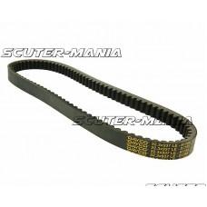 Curea transmisie Dayco - insertie kevlar pentru Aprilia Sport City, Derbi Rambla, Piaggio Beverly, X10 125