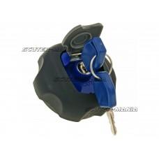 Buson rezervor benzina (cu cheie) pentru Hyosung RT, RX 125, Puch Condor