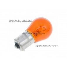 Bec semnalizare portocaliu PY21W BAU15s 12V 21W