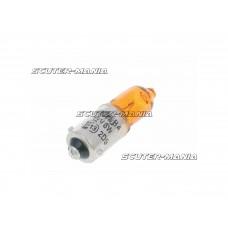 Bec semnalizare portocaliu H6W BAX9s 12V 6W