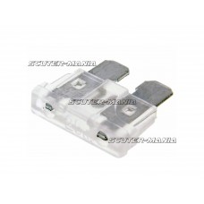 blade fuse flat 19.2mm 25A clear