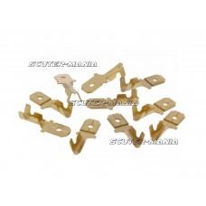Conectori cablu plati (mufa tata) - 10 bucati - Vicma