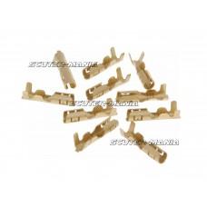 Conectori cablu rotunzi (mufa mama) - 10 bucati - Vicma