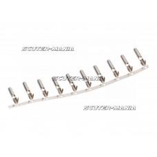 Conectori cablu rotunzi (mufa tata) - 10 bucati - 101 Vicma