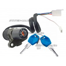 Contact principal pentru Aprilia RS 50 Tuono 50 (99-05)