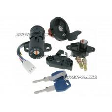 Set contact pentru KTM Super Moto 950 LC8 (dupa 2005)