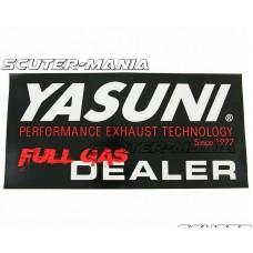 Abtibild Yasuni Full Gas Dealer