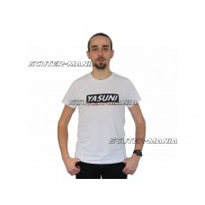 Tricou Yasuni alb marime XL