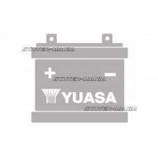 Acumulator (baterie) Yuasa YuMicron YB14-B2 (fara solutie electrolit)