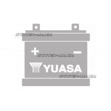Acumulator (baterie) Yuasa YuMicron YB14A-A2 (fara solutie electrolit)