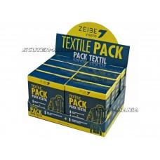 Solutie curatare 8x150ml / impregnare 8x100ml echipamente textile - Zeibe moto